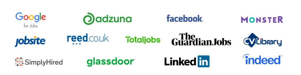 Job Site Logos